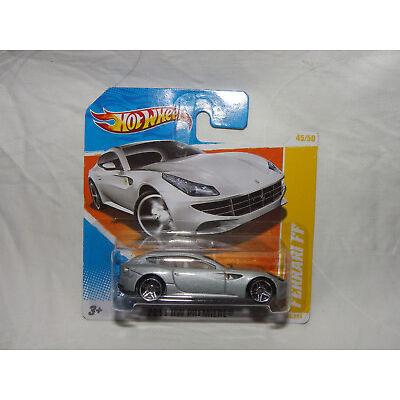 Modellauto Mattel Hot Wheels - 2011 HW Premiere - Ferrari FF