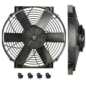 14-034-Hi-Power-Electric-Thermatic-Fan-12-Volt-Part-0107-Davies-Craig
