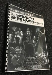Funkmasters La Grande James Brown Rhythm Sections-afficher Le Titre D'origine Pour Assurer Une Transmission En Douceur