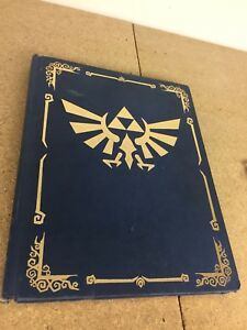 The-Legend-Of-Zelda-Phantom-Hourglass-Collector-039-s-Edition-Strategy-Guide
