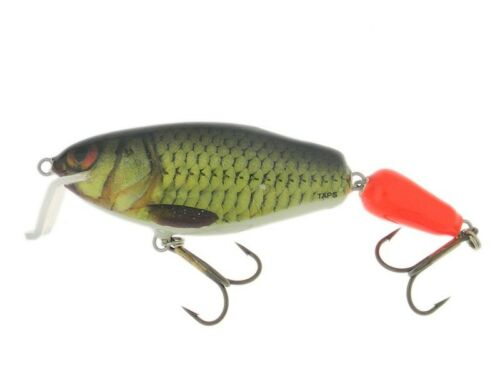Taps Shad /& Roach Jointed Floating Sinking Lures Crankbait Pike Fishing