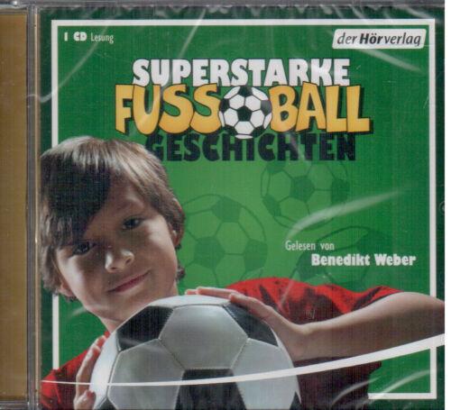 """1 von 1 - Superstarke Fussballgeschichten - Benedikt """"Beni"""" Weber - CD - NEU"""
