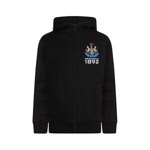 f15b8b576 Image is loading Newcastle-United-FC-Official-Football-Gift-Boys-Fleece-
