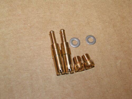 85-86 Honda Stage 2 Carburetor JET kit 40 118 125 VT500 VT500C VT 500 SHADOW