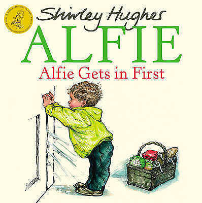 1 of 1 - Alfie Gets in First by Shirley Hughes New Paperback Book RRP £6.99