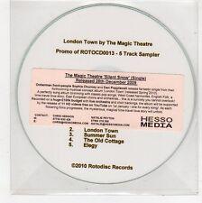 (FE670) The Magic Theatre, London Town - 2009 DJ CD