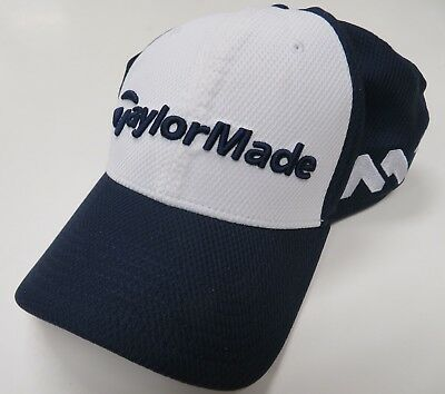 2d34ff210aa TaylorMade M1 TP5 New Era 39 Thirty Tour Navy Blue White Stetch Fit ...