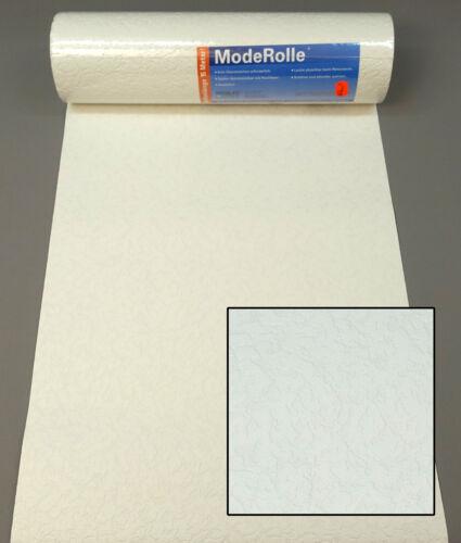 Papiertapete 1000-8 Erismann Mode 8 Tapete 15 m Struktur Uni weiß 10008 Ahaus