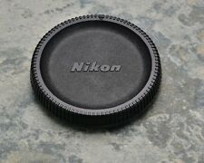 Excellent! Nikon F Camera Body Cap MF F F1 F2 F3 FE FM FG FG-20 FA EL  (#1395)