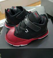 Jordan Cp3.vii Bt(616572 002)black/red Toddler Baby Us Sz 7c