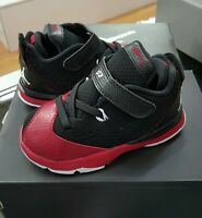 Jordan Cp3.vii Bt(616572 002)black/red Toddler Baby Us Sz 6c