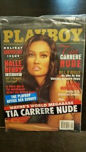 Vintage-December-2003-Playboy-Holiday-Anniversary-issue-Sealed-Subscriber-Issue