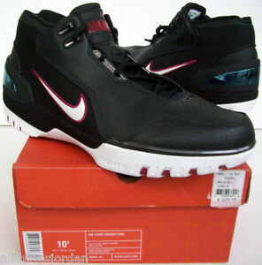 Nike AIR ZOOM GENERATION Lebron James 1st shoe AZG LJ23 b...Guaranteed Authentic