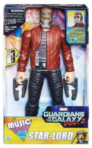 HASBRO Guardian of the galaxy Titan Hero   Star Lord Marvel Electronic
