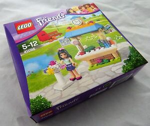Lego Friends 41098   Emmas Kiosk Neu & Ovp