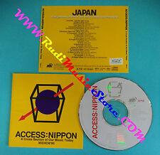 CD Compilation ACCESS NIPPON MIDEM'95 MPA-4 JAPAN 1995 no mc lp vhs(C18)