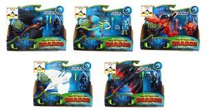 DRAGONS-DRAGON-TRAINER-3-Il-mondo-nascosto-con-1-Drago-e-1-Personaggio