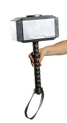 Rubie's Costume Co Men's Avengers 2 Thor Hammer Mjolnir Costume Accessory