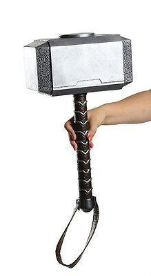 Rubie's Costume Co Men's Avengers 2 Thor Hammer Mjolnir Costume Accessory