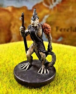Cleric of Laogzed D&D Miniature Dungeons Dragons pathfinder
