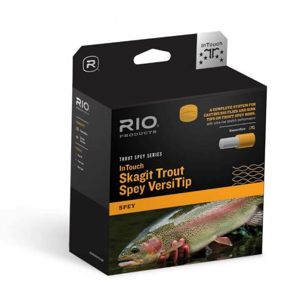 Rio InTouch Skagit Trout Spey VersiTip Fly Line