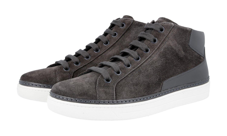 shoes PRADA LUSSO 4T2863 ASFALTO NUOVE 10 44 44,5