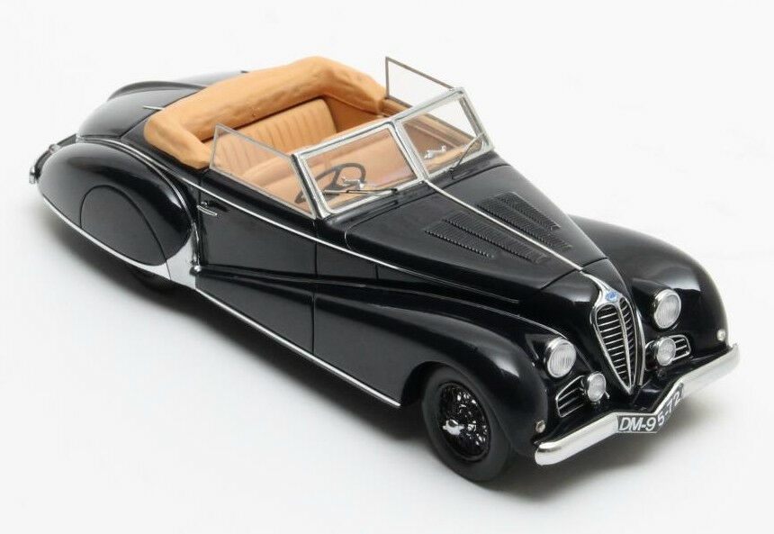 DELAHAYE 135M - Cabriolet Antem 1949 - MATRIX MX40408-011 - 1 43