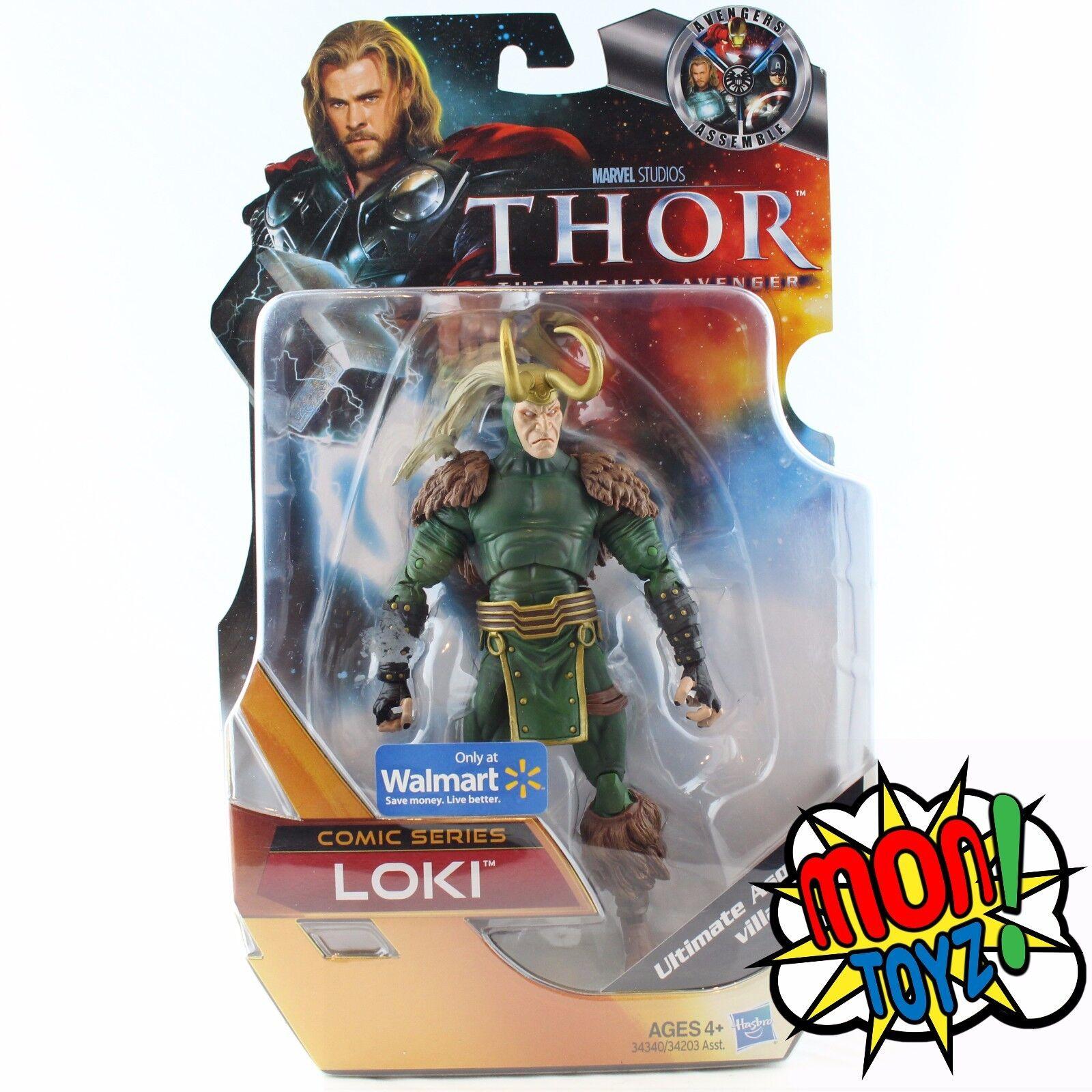 Loki - Thor Mighty Avengers Comic Series