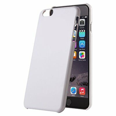 "NEW Key Clear Hard Shell Phone Cover iPhone 6 PLUS & iPhone 6S PLUS (5.5"") Case"