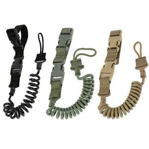 EP-150cm-Military-Tactical-Elastic-Release-Pistol-Sling-Spring-Lanyard-Creative