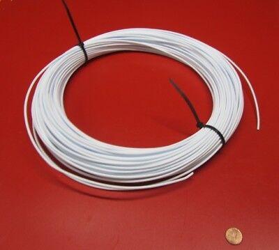 "LDPE 1 LB Low Density Polyethylene White .125/"" Welding Rod 1//8/"" Dia Nat."