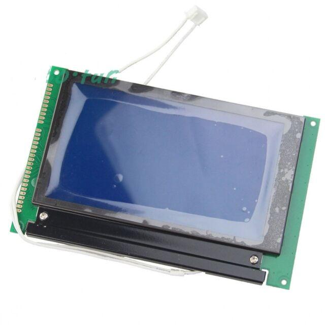"5.1/"" LCD Screen 240*128 Resoluti for HITACHI LMG7420PLFC-X LMG7420PLFC Blue FSTN"