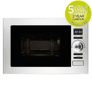 Image Is Loading Myliances Ref28601 Built In 25l Combination Microwave Grill