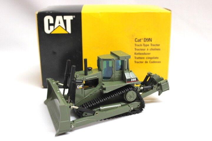 NZG Caterpillar D9N Planierraupe Militär 1 50 No. 298