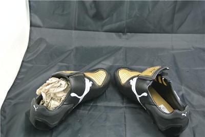 Audace Puma V-kon ||| Gcr Hg Scarpa Da Ginnastica Uk9.5 Nero/oro/bianco Scarpe Da Calcio Raro-te Football Boots Rare It-it Mostra Il Titolo Originale Acquista Sempre Bene