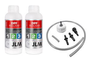 Original-JLM-Partikelfilter-Additiv-2-L-Servicepack-MISCHBAR-inkl-Befuellkit