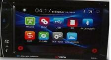 "XO Vision XOD1851 In-Dash Double DIN 6.2"" Bluetooth Touchscreen DVD car Receiver"