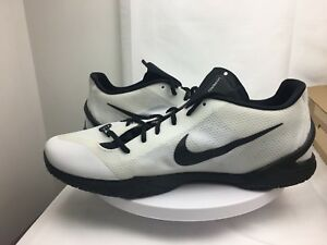 4aa0d358eb Image is loading Men-039-s-Nike-HyperChase-Black-White-Basketball-