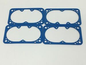 Holley Carb Fuel Bowl Gasket Carburetor Blue 2300 4150 4160 4500 10 PACK G15