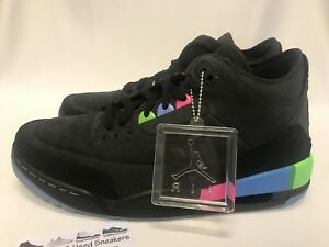 f5039584aae7 Image is loading Air-Jordan-3-Retro-SE-Quai-54-Basketball-