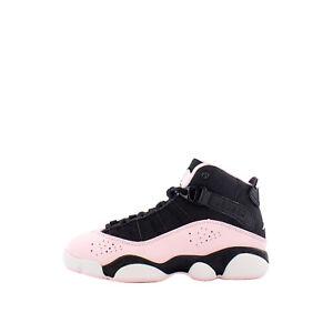 63202b76f6cc Image is loading Jordan-6-Rings-Black-Pink-Foam-Anthracite-PS-