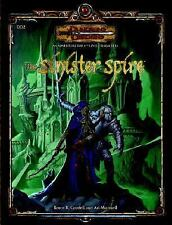 The Sinister Spire (Dungeons & Dragons d20 3.5 Fantasy Roleplaying Adventure, 4t
