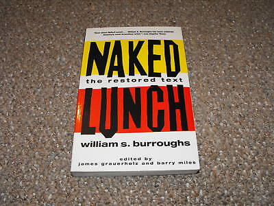 Libro Naked Lunch: The Restored Text (Audiolibro), William
