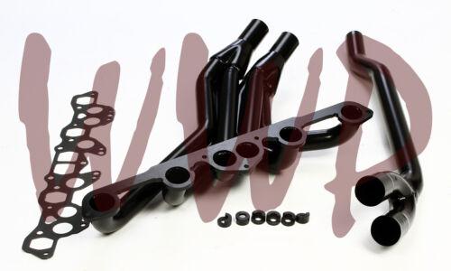 Exhaust Header Manifold System Kit For 70-76 Nissan 240Z//260Z//280Z L24//L26//L28E