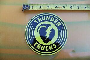 THUNDER Skateboard Trucks Neon Yellow Grenade Love Bolt ...