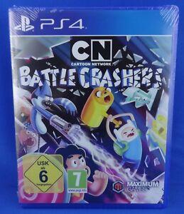 CARTOON-NETWORK-BATTLE-CRASHERS-PS4-Gumball-Steven-Universe-Mordecai-Clarence