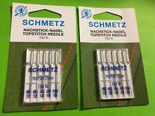 Schmetz TOPSTITCH Nadel Stärke 70 10er Pack 130N