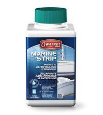 Owatrol Marine Strip Paint and Antifouling Paint Stripper 1 litre