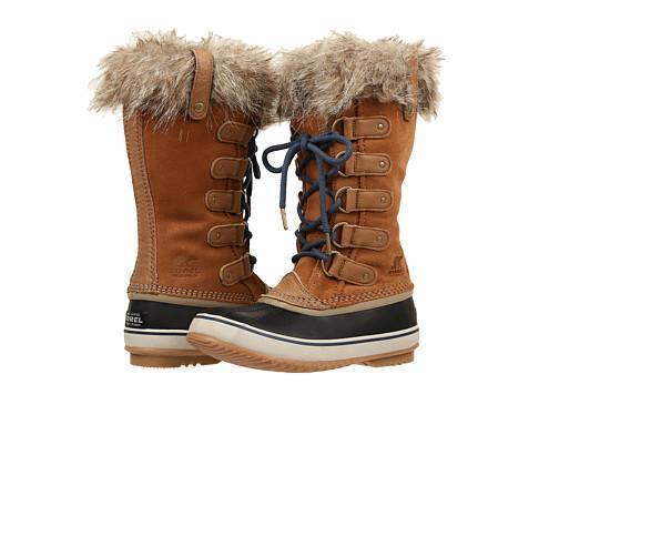 Sorel Joan of Arctic NL 2429-286 ELK Leather Waterproof Boots Women's *NEW*