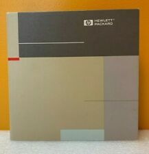 Hp 08131 90011 8131a 500 Mhz Pulse Generator Operating Amp Programing Manual